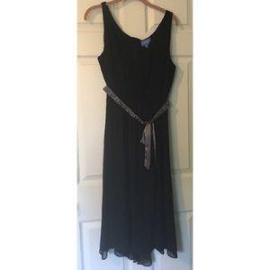 Simply Vera Vera Wang Dresses - Simply Vera Little Black Dress 16 Vera Wang Belted